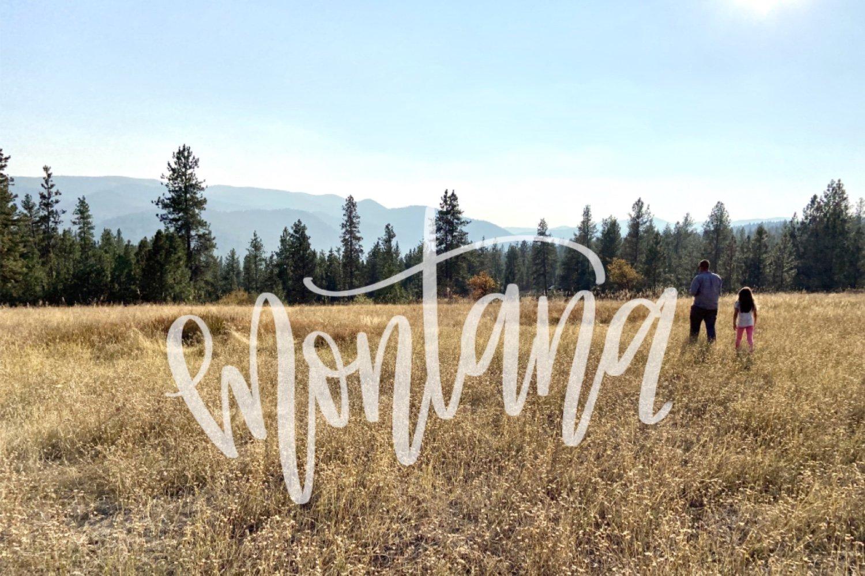 Montana open spaces